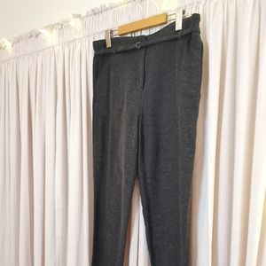 Wilfred Free 100% grey cotton pants with belt